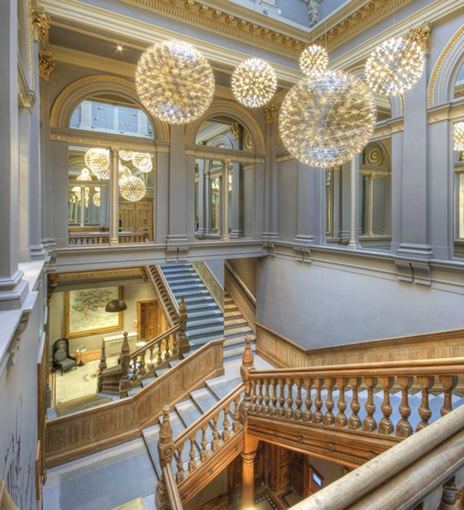 Reabre el Club Corinthian, uno de los lugares más opulentos de Escocia