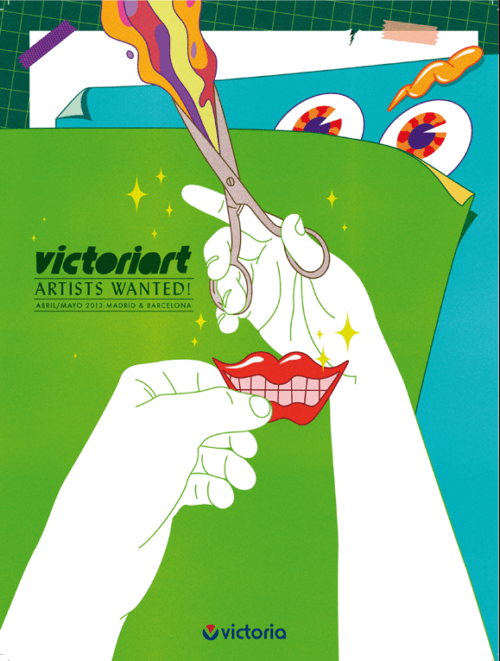 presentacion exposicion victoria art