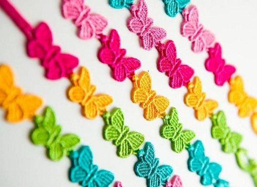pulseras cruciani mariposas lookandfashion.hola.com