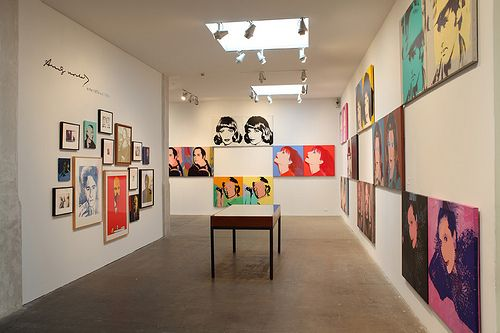 andy warhol museum - 500×333