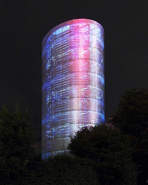 torre de los vientos yokohama tokio ito arquitectura