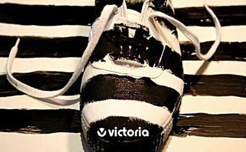 zapatilla victoria art