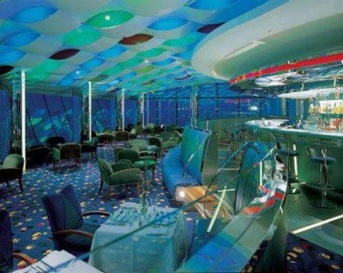 restaurante hotel dubai