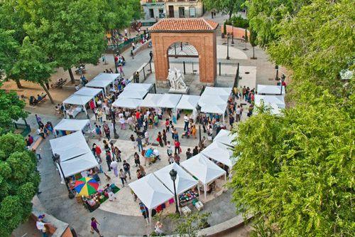 Visita Dosde Market hasta el 29 de Junio en Madrid
