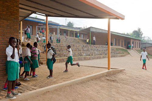 escuela primaria Umubano