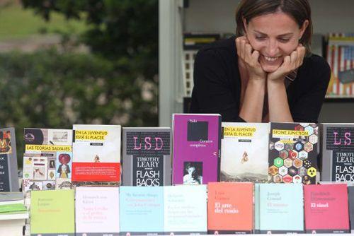 Vuelve la Feria del Libro de Madrid 2013