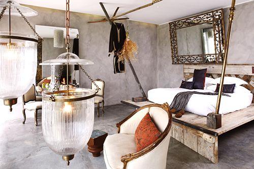 hotel con encanto dormitorio areias do seixo charm