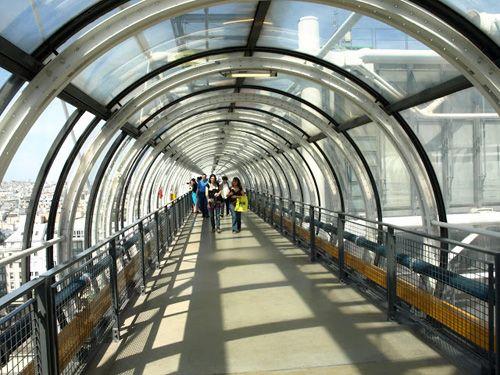 tunel paso centro pompidou antologiaparisina.blogspot.com.es