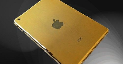 Hotel de lujo Al-Arab de Dubai regala iPads de oro