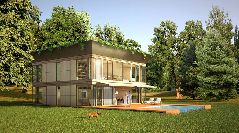 casa modular prefabricada