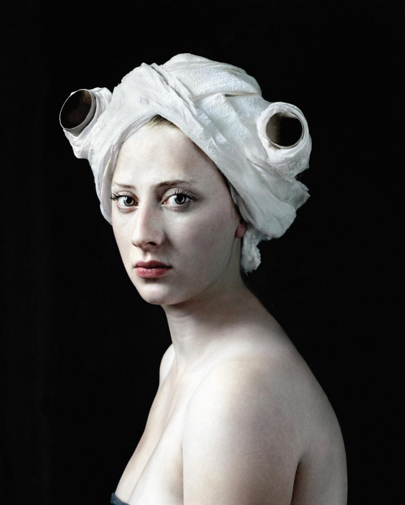 Hendrik Kerstens: ¿fotografía digital o pintura renacentista?