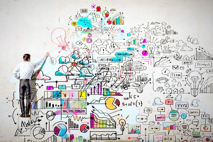 Constancia, la primera regla para salir del atasco creativo