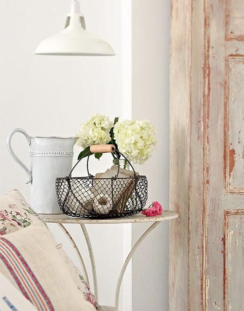complementos decoracion rustica