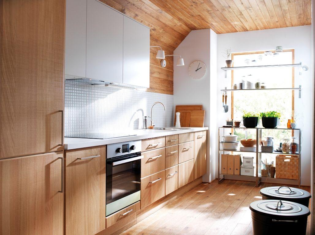 Ikea Encimeras De Cocina Otra De Las Novedades Importantes Que En  # Muebles Cocina Ikea Faktum