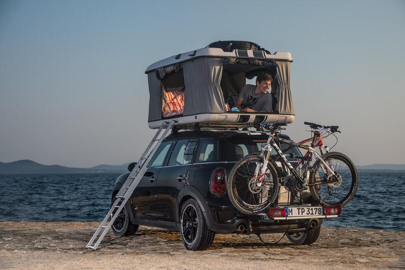 Tres modelos MINI diseño caravana: ¡Vete de camping!