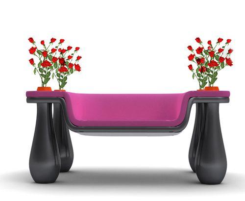 Vase Armchair