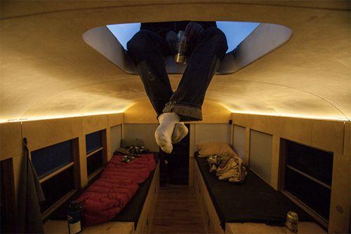 Bus casa móvil rodante