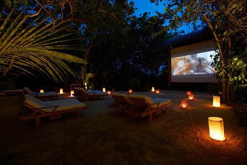 Cine resort Gili Lankanfushi