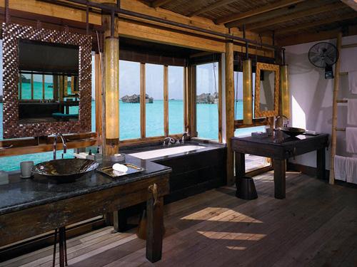 Interior villa Gili Lankanfushi 3