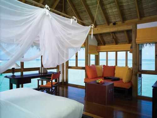 Interior villa Gili Lankanfushi