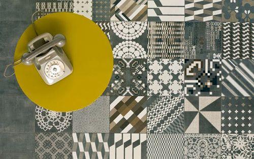 Suelo hidráulico alfombra