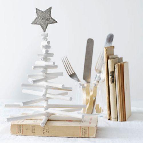 Árbol de Navidad DIY MADERA