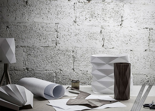 Folded-Lamp
