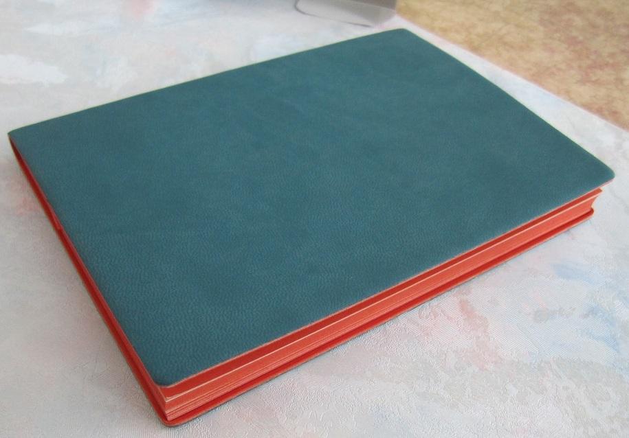 Signature Duo Notebook; un cuaderno para ambos hemisferios del cerebro