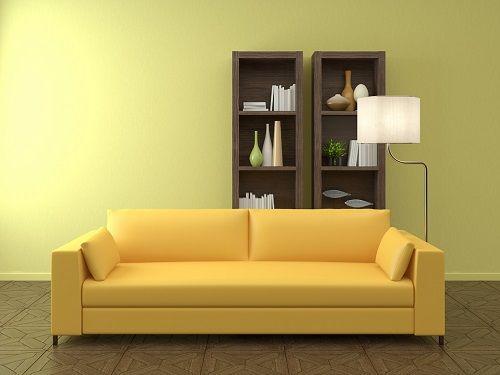 Decoración con amarillo 06