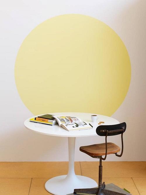 Decoración con amarillo 16