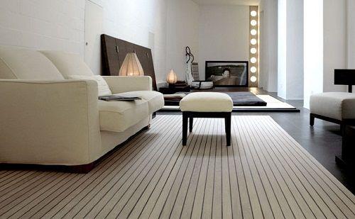 Decoración con suelos de madera 13