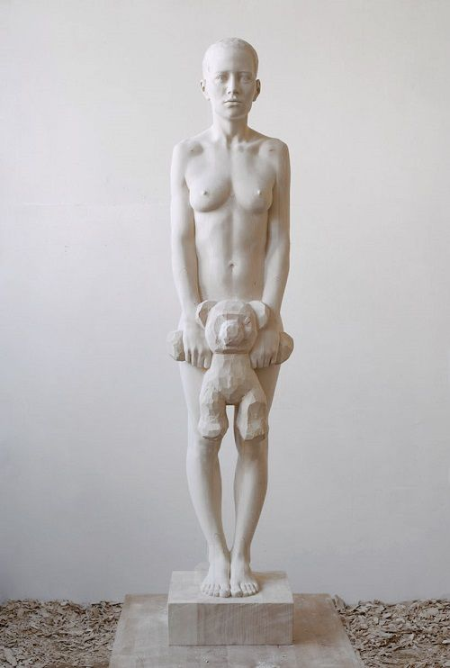 Esculturas de madera por Mario Dilitz 12