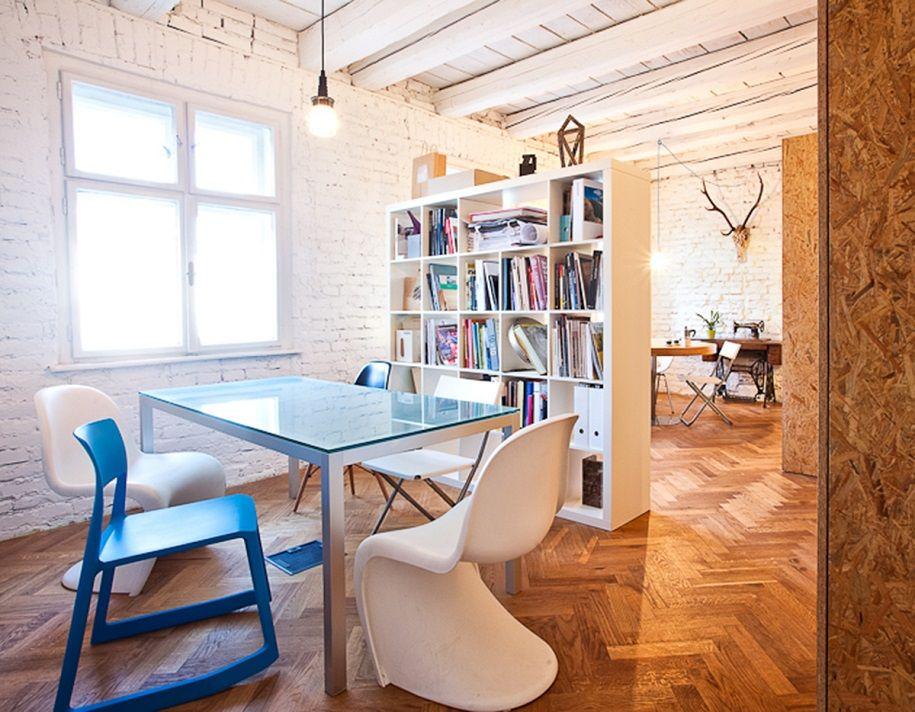 Creativo estudio de diseño en el corazón de Bratislava