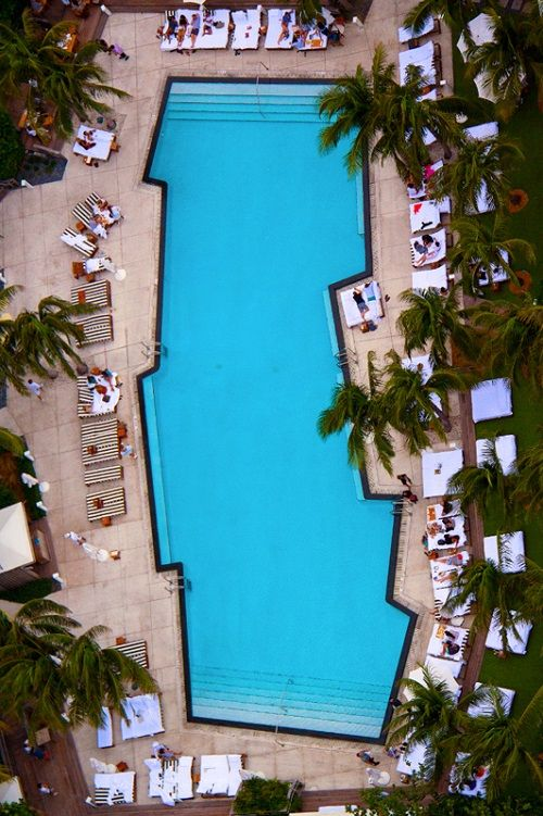 Fotografías de Gray Malin Norteamérica Miami 05