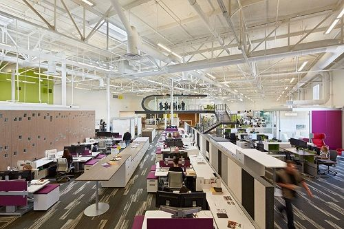One Workplace Headquarters 06