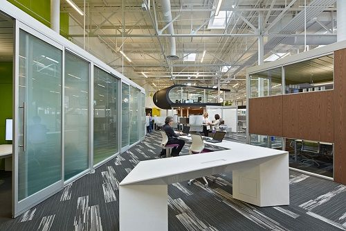 One Workplace Headquarters 15