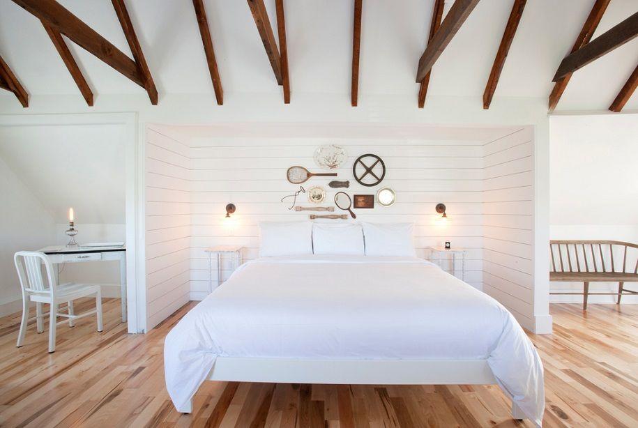 Una preciosa casa al más puro estilo cabaña de playa