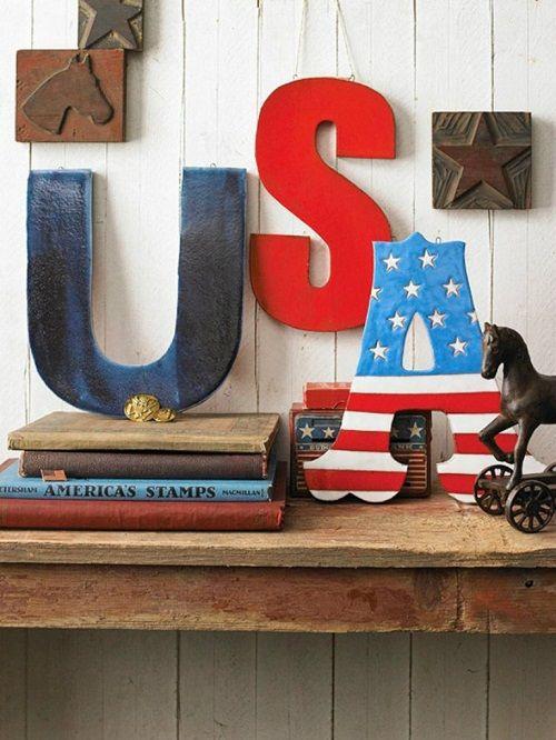 Decoraci n con letras un accesorio diy con mucho encanto - Letras home decoracion ...