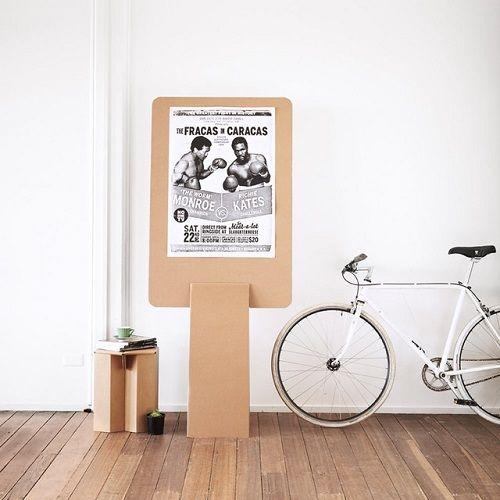 Mobiliario de cartón 11