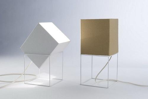 Mobiliario de cartón 16