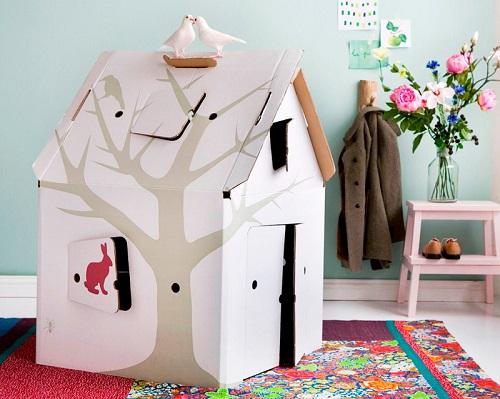 Mobiliario de cartón 24