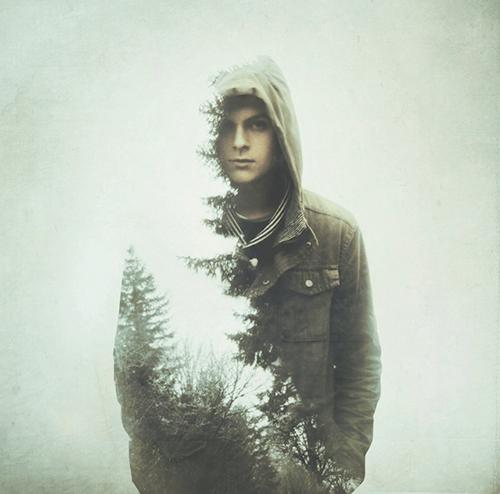 Retrato bosque