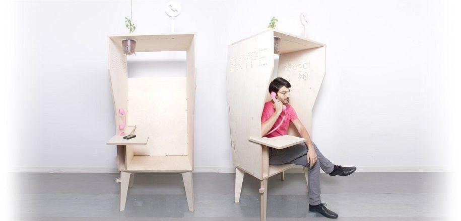 Muebles de código abierto para diseñar desde casa