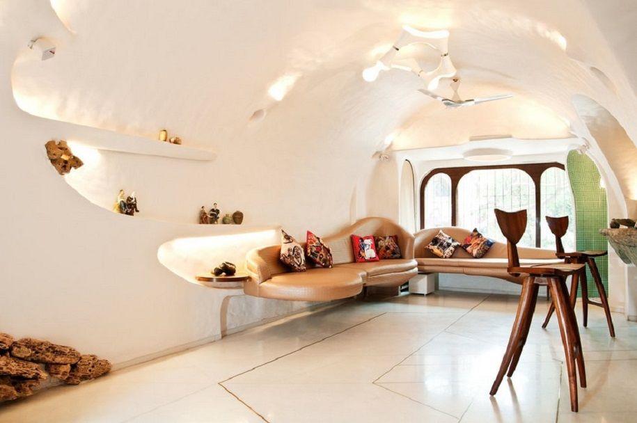 Un hogar ecológico cargado de estilo y piezas exclusivas