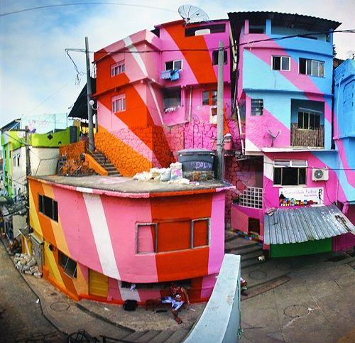 Favela Painting 05