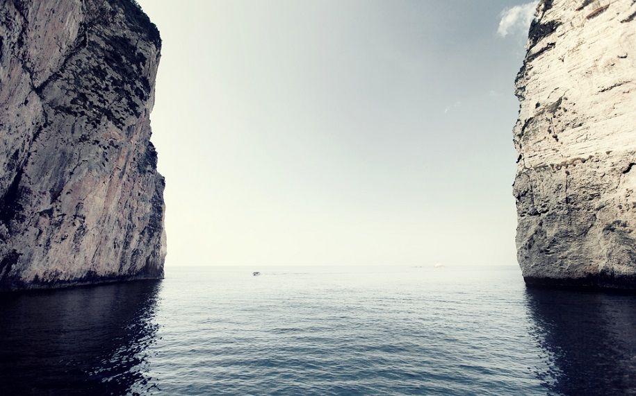 Serie fotográfica Gravity ¡Criaturas de arena en el aire!