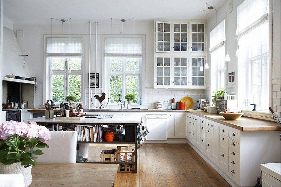 Una selecci n de cocinas n rdicas de ensue o moove magazine for Cocinas de ensueno