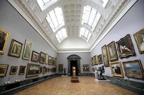 Tate Britain interior