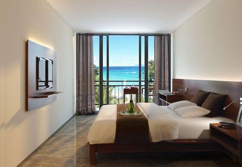 Variada y fresca selecci n de tendencias para el for Hoteles de lujo modernos