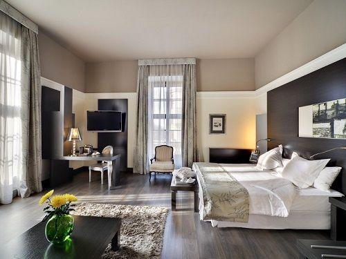 Tendencias de decoración de dormitorios 15 hotel